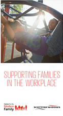 Supporting families in the workplace report image