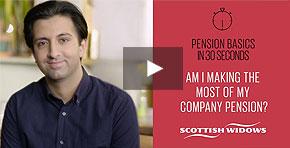Am I making the most of my company pension?