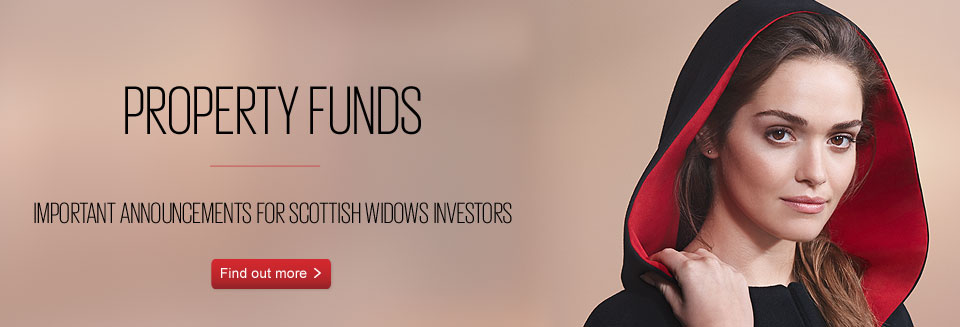 Important announcement for Scottish Widows investors
